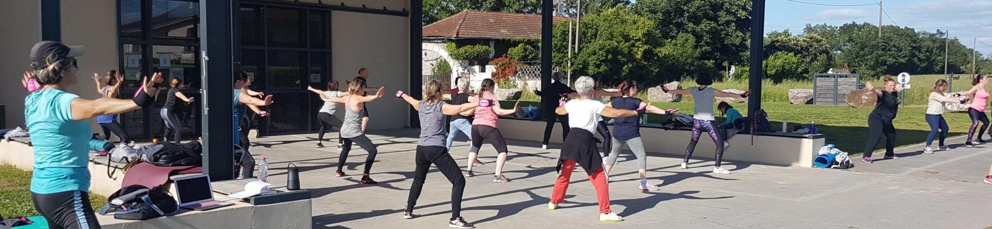 Gym Rochegude & La Ville d'ALBI